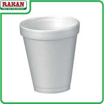 8OZ FOAM CUP