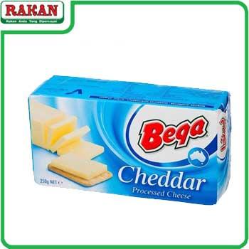 BEGA CHEDDAR BLOCK 250G