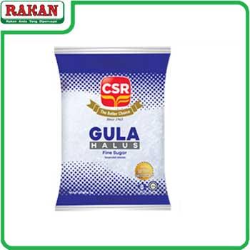 GULA HALUS CSR 1KG