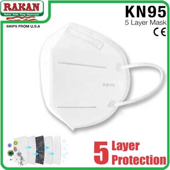 KN 95 5 LAYER